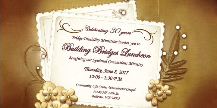 2017 Luncheon Invitation