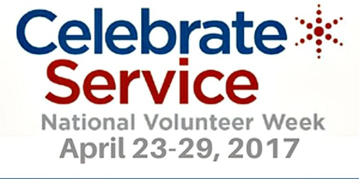 Volunteer Week 2017